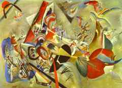 In Grey de Wassily Kandinsky